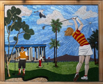 PAR FOR THE COURSE, 2011, CORONADO GOLF COURSE, CA,