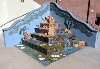 THE RIVER OF GIVING, 2001-12, CORONADO HIGH SCHOOL, CA